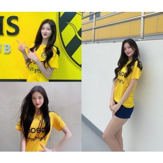 [DAY컷] 치어리더 김해리, 프로 축구 경기 비하인드 컷…